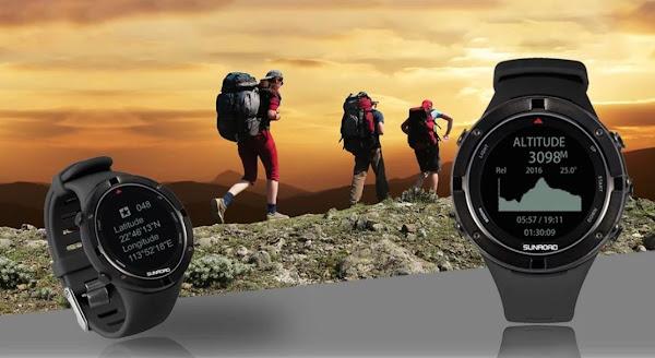 Sunroad - Um relógio lowcost para atletas