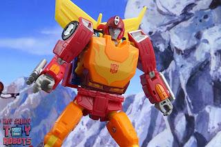 Transformers Studio Series 86 Hot Rod 11