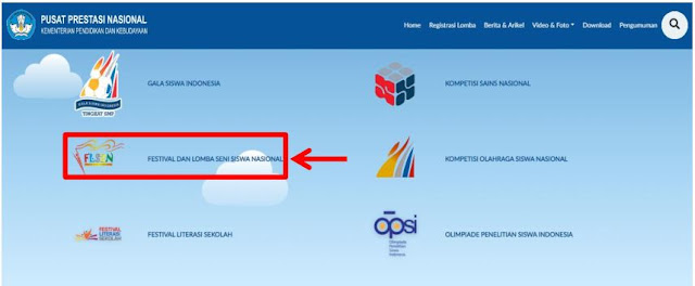 petunjuk teknis registrasi fls2n dikdas sd smp tahun 2020 tomatalikuang.com