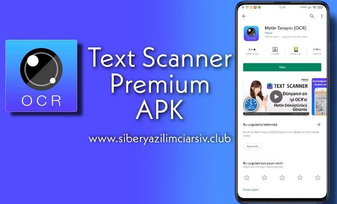 Text Scanner v8.1.0 Premium APK