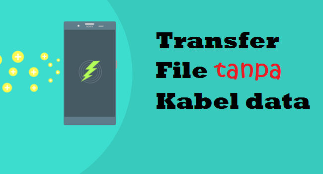 transfer file dari android ke pc