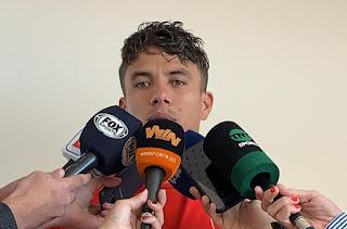"""Andrés Roa """"Creo que acá en Independiente voy a encontrar un mejor nivel"""". Roa%2B2"""