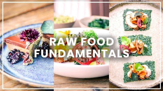 raw vegan food course