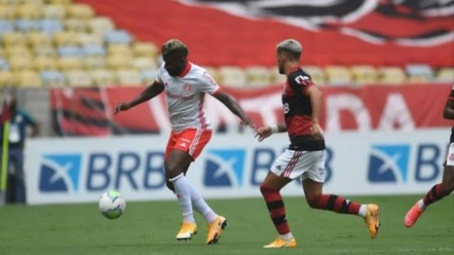"""Torcedor do Inter desiste de """"mala branca"""" para o São Paulo"""