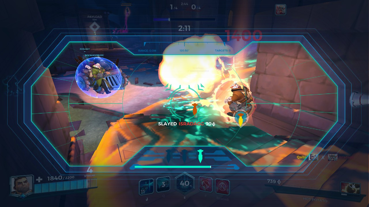 paladins barrage ultimate