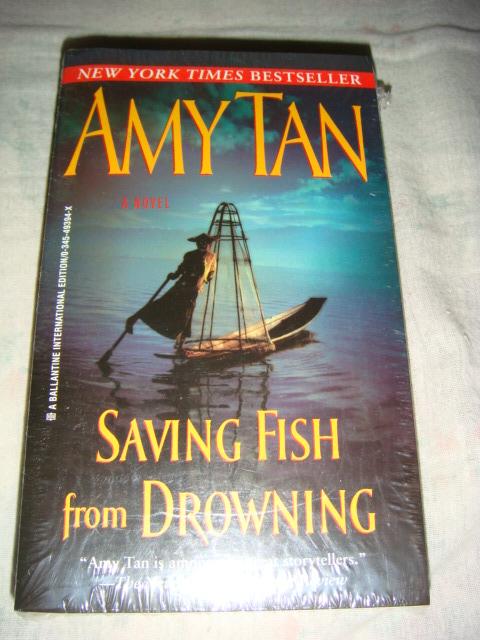 saving fish from drowning tan amy
