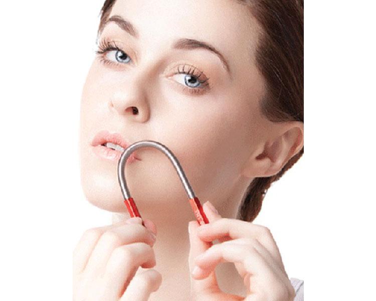 للتخلص من شعر وجهك وباكثر من طريقة مناسبة لكل بشرة