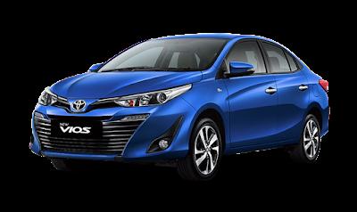 Harga Toyota New VIOS 2018 Cibubur Cileungsi Jakarta Timur