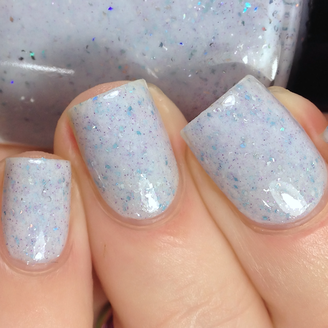 Scofflaw Nail Varnish-Defrosted Unicorn