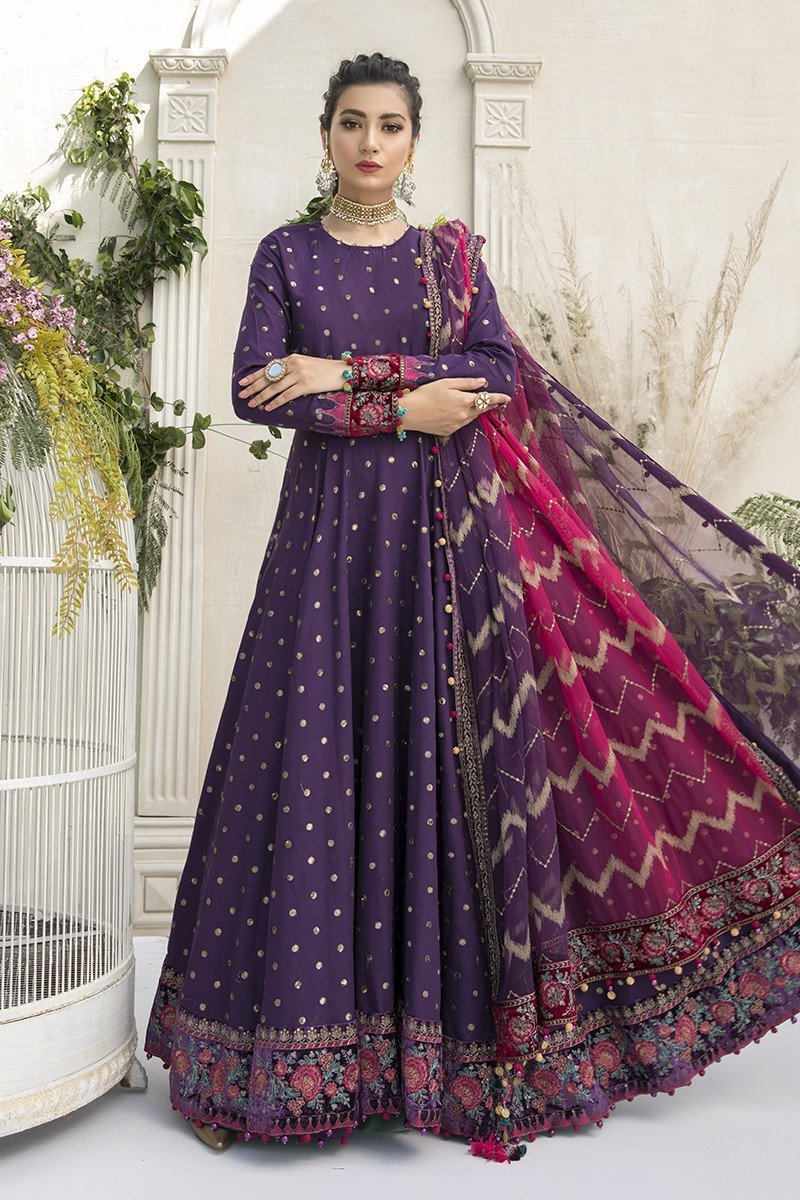 Maria B. Unstitched Sateen Fall Collection