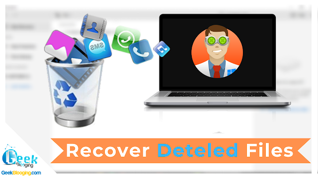 How To Recover Permanently Deleted Files For Free On Windows 10/8/7