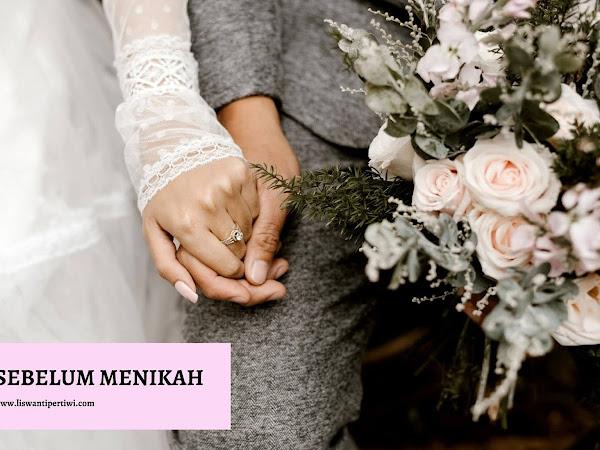 5 Godaan Sebelum Menikah