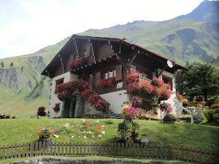 La Fouly Tour del Mont Blanc
