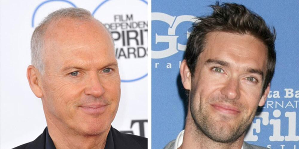 Michael Keaton e Sean Douglas