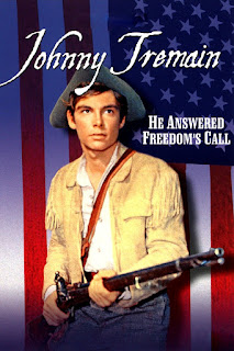Johnny Tremain Musket American Flag