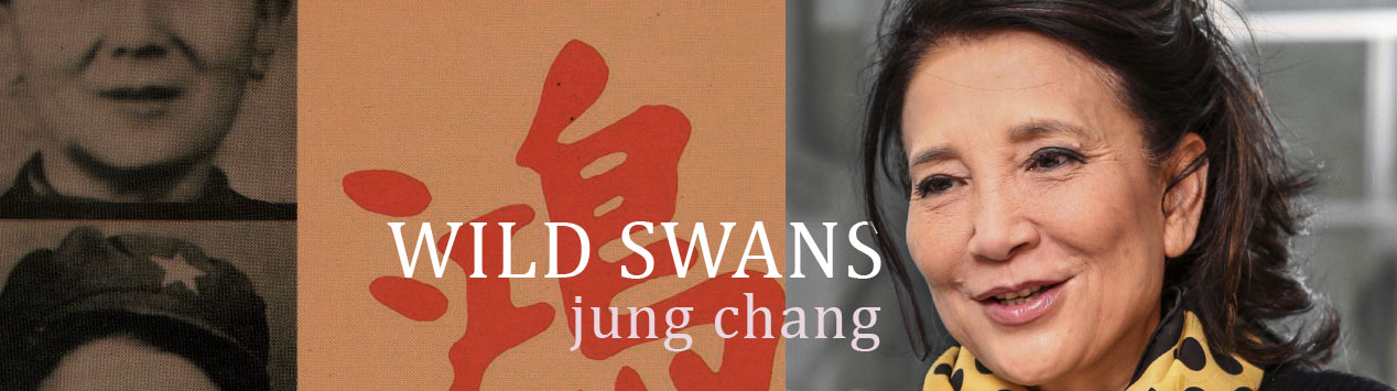 Wild swans Jung Chang