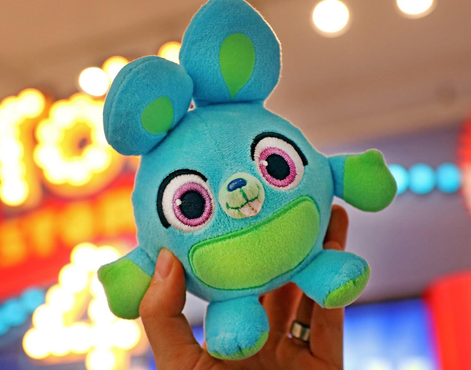 toy story 4 soft slow foam plush bunny