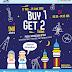 Buy 1 Get 2 Tiket PP-IPTEK Selama Bulan Ramadhan