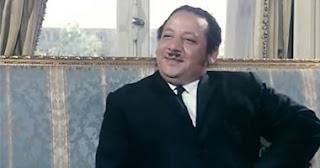 """صفاء أبو السعود تنعى الراحل جورج سيدهم و تقول """"فنان وإنسان لن يعوض """""""