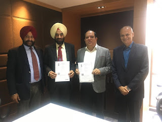 BSDU signs MoU with Hero Motocorp Ltd for Centre of Excellence