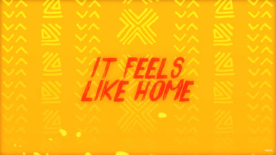 Sigala, Fuse ODG, Sean Paul - Feels Like Home ft. Kent Jones (#Official #Lyric #Video)