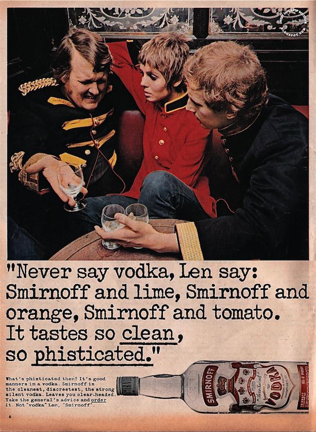 Sweet Jane blog: I Was Lord Kitchener's Valet (1967)