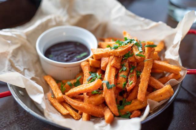 Jesteś na diecie? Jedz frytki!