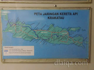 peta jaringan kereta api