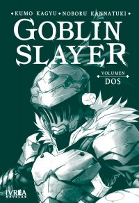 GOBLIN SLAYER (NOVELA) Vol. #2