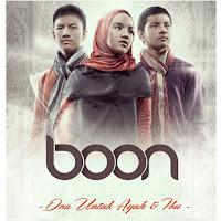Lirik Lagu Boon Syahadat