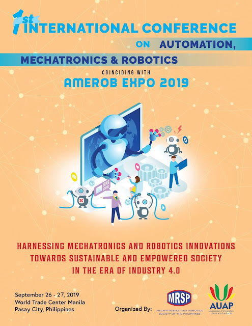 International Conference on Automation, Mechatronics and Robotics
