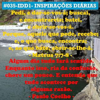 035-IDD1- Ideia do Dia 1