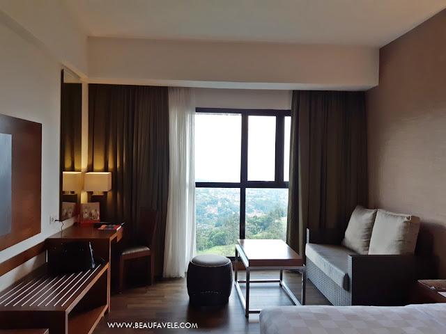 Fasilitas kamar Hotel Grand Deluxe