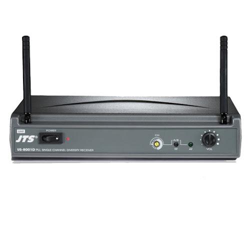 JTS US-8001D+UT-16HW Wireless Headworn Gym Pack Microphone
