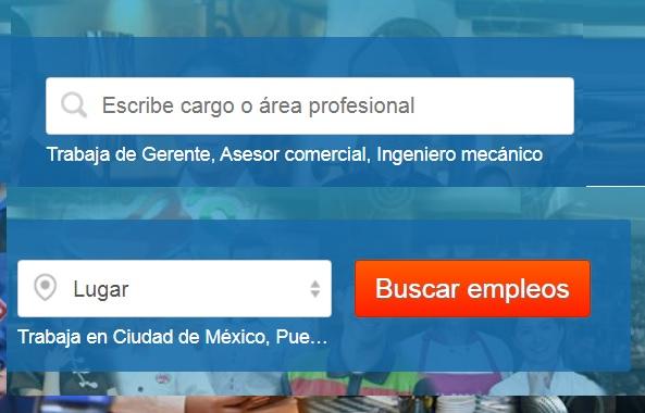 Paginas de Empleo en Computrabajo