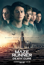 descargar Maze Runner: La Cura Mortal Latino HD 1080 [MEGA]
