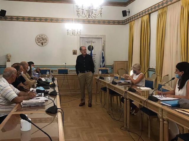 Απολογισμός και προγραμματισμός του 2021 για τον τουρισμό σε συνεδρίαση της επιτροπής της Περιφέρειας