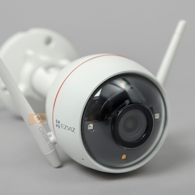 So sánh bộ ba camera tốt nhất của Ezviz là C3W Pro 4MP, C3X và C8C