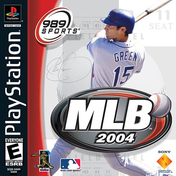 MLB 2004  - PS1 - ISOs Download