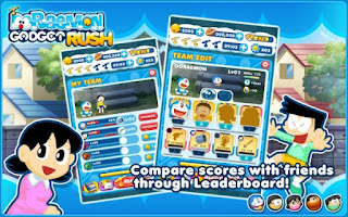 Doraemon Gadget Rush 1.3.0 MOD Apk+Unlimited Gems/Energy4