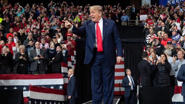 Trump: Saldremos de Irak, pero primero tienen que pagarnos