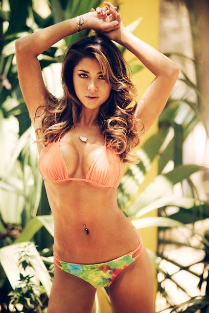 Arianny Celeste, Boobs, Bikini