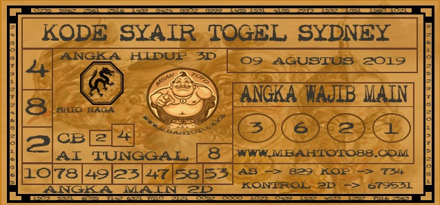 Syair Sydney SDY – FORUM SYAIR TOGEL OMIFRAME