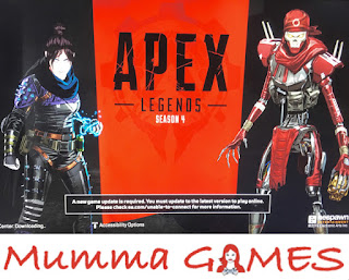Playing Season 4 Apex Legends alongside Revenant