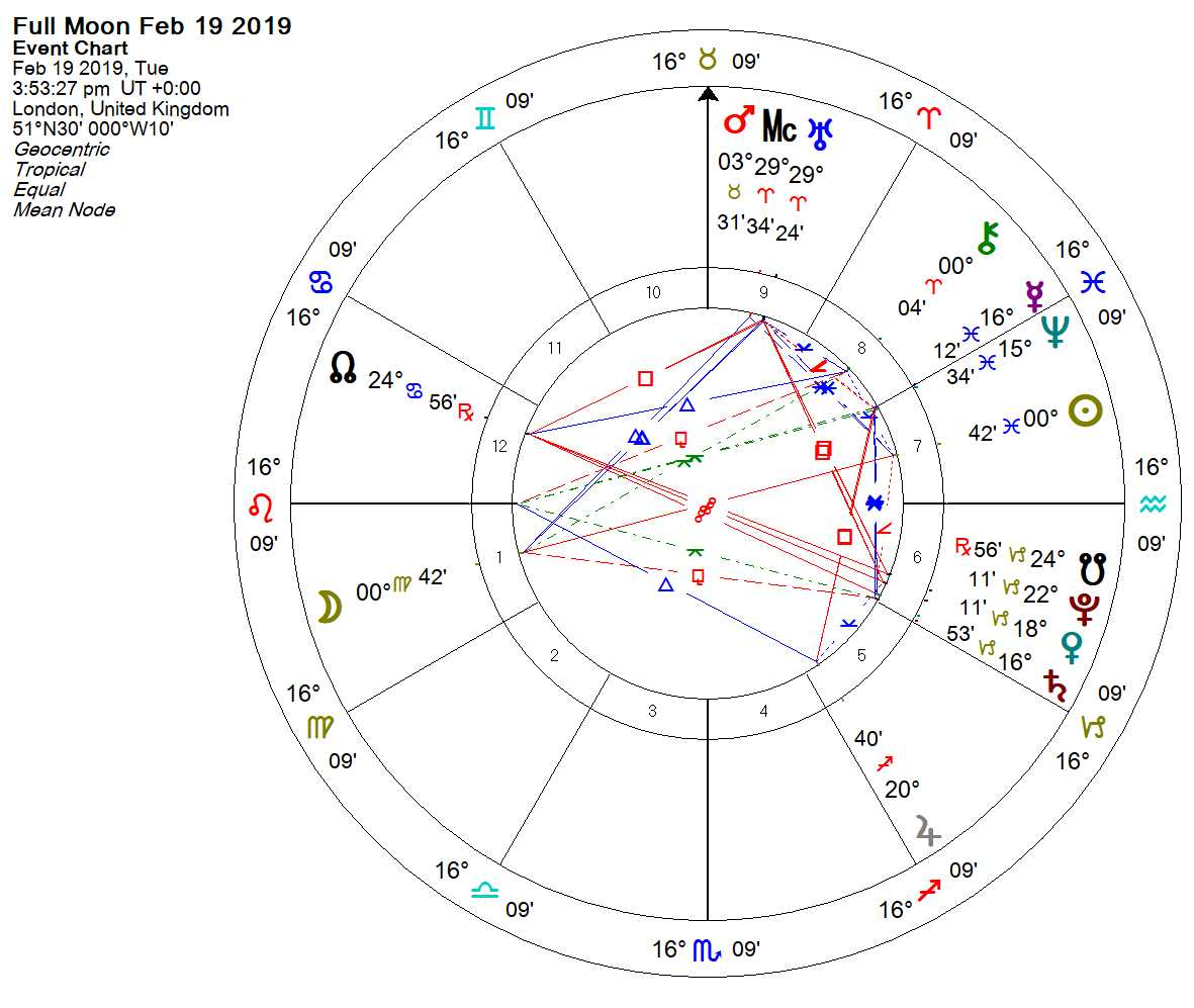 Wild Stars: Full Moon Astro-Tarot