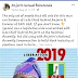 Constitutent Who Accuse Ekiti Constituency APC Candidate Of Theft Denied The Allegation, Claim Facebook Got Hacked