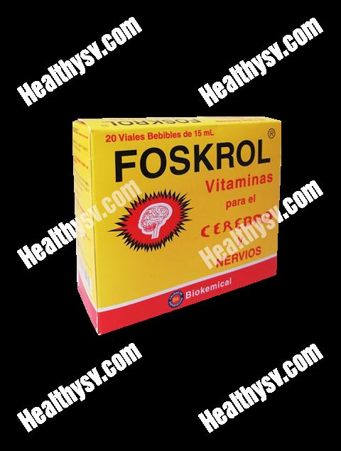 Foskrol vitamin