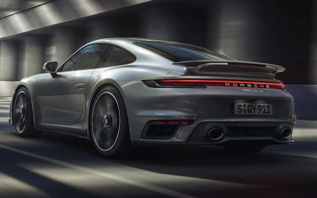 Porsche 911 Turbo S chega ao Brasil - preço R$ 1,329 milhão