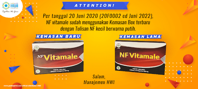nf Vitamale baru