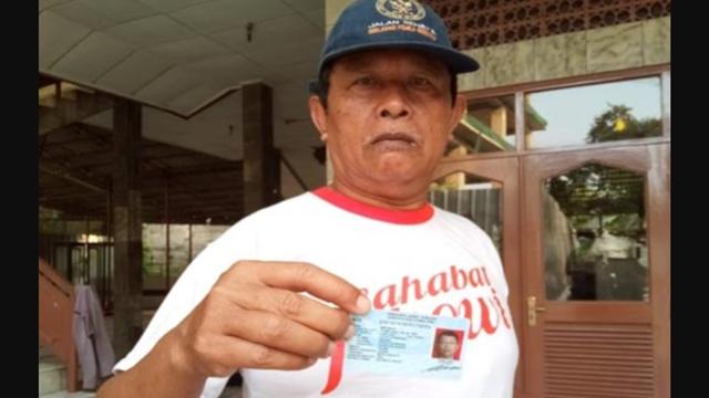 Cerai gegara Pilpres, Relawan Jokowi Ini Kini Hidup Luntang-lantung